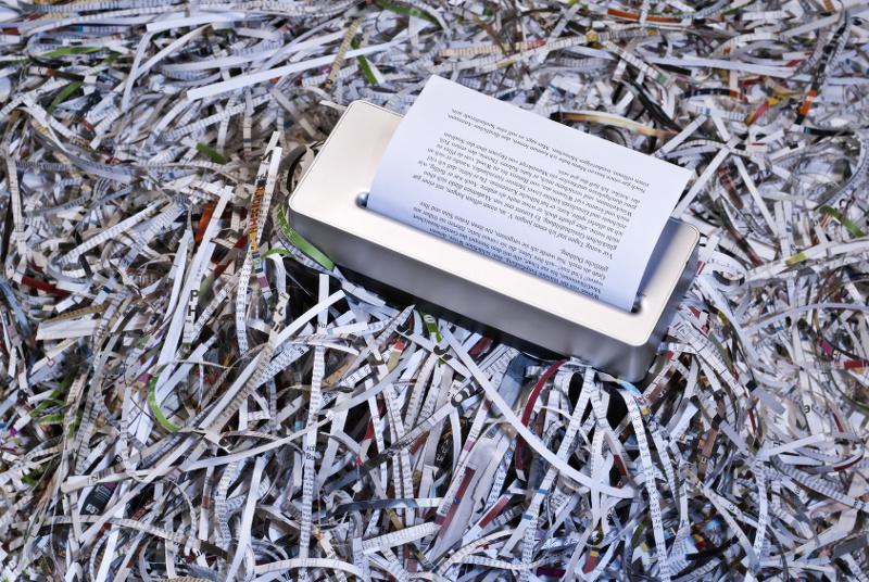 Profesjonalna archiwizacja i niszczenie dokumentów